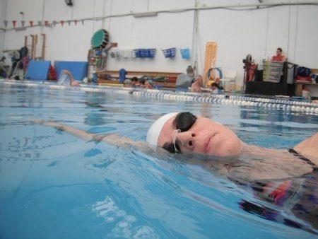 נשימה כל 3 תנועות בשחייה