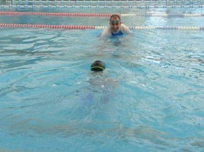 חיזוק חגורת הכתפיים בשחייה