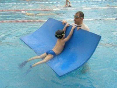 משחקים במים לחיזוק חגורת הכתפיים