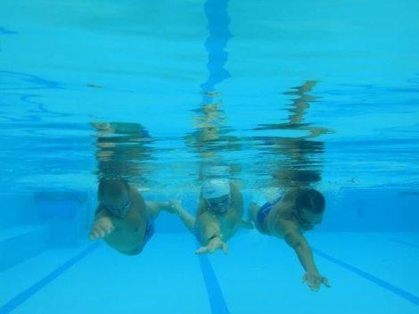 דופק בשחיה