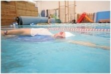 נשימה נכונה בשחייה