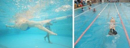 שחייה עם סנפירים