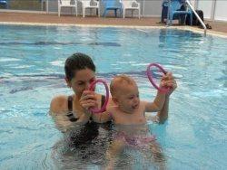 פעילויות לתינוקות במים