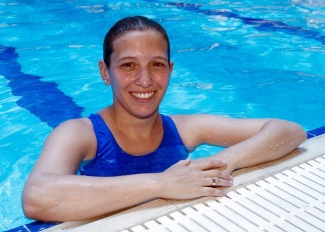 סינדי דויטשר - מדריכת שחייה והידרותרפיה