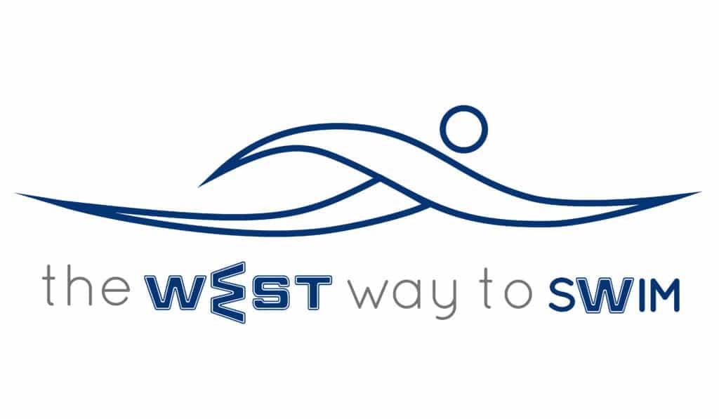 Swim WEST large logo final