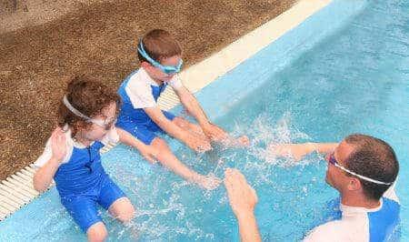 חוגים לילדים | חוג שחייה לילדים