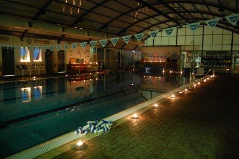 אירועים בבריכה | יום הולדת בבריכה