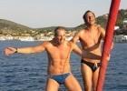 אירועי שחייה וטריאתלון בעולם המים