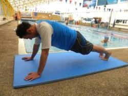 תרגילי פיזיותרפיה לכאבי גב
