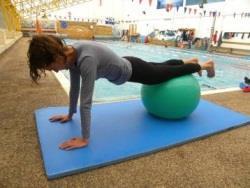 טיפול במים לכאבי גב
