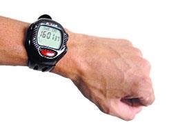 שעון למדידת דופק לטריאתלון