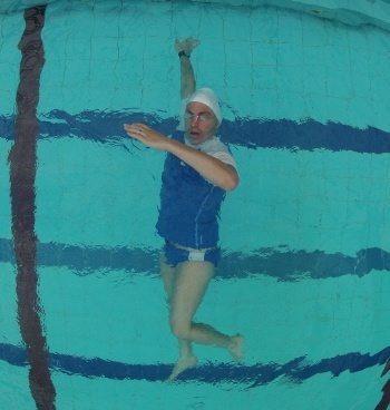 לימוד שחיה - קיפר