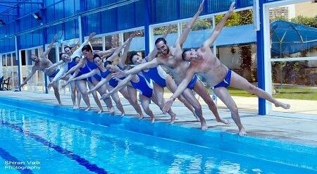 לימוד שחייה ברמת גן
