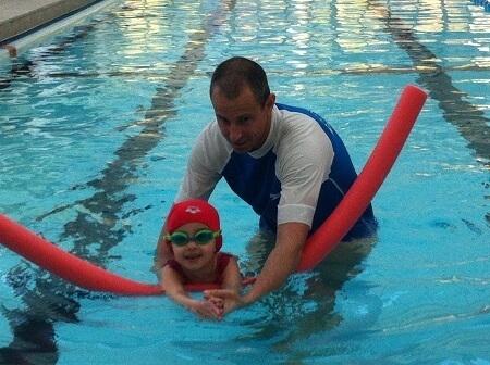 לימודי שחייה לילדים ברמת גן