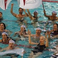 קבוצת שחייה למבוגרים