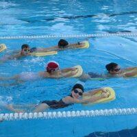 קבוצת אימון שחייה לילדים