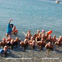 מחנות אימונים לשחייה