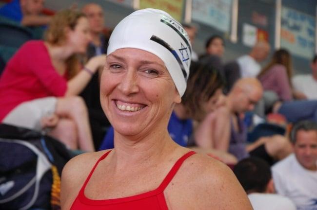 אבישג טורק - מדריכת שחייה