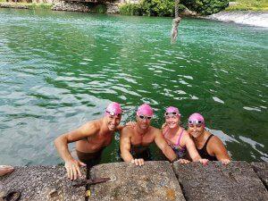 שחייה במים פתוחים ביוון
