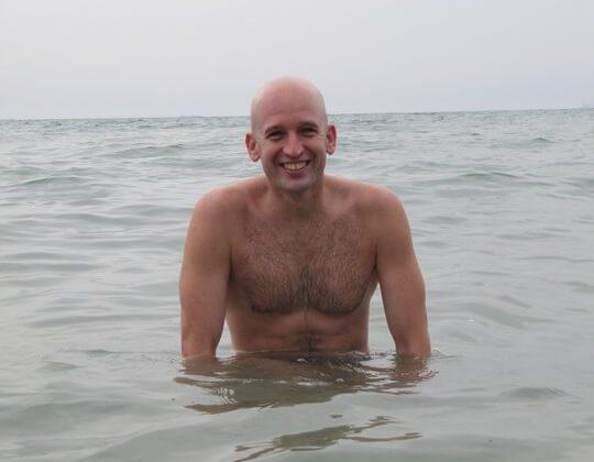 עמית אופר - מאמן שחייה