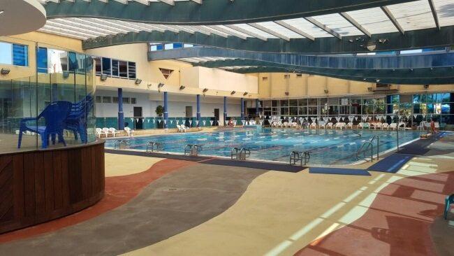 לימוד שחייה ביבנה בשיטת WEST