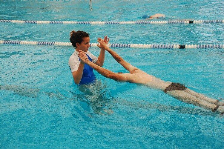 איילת נגלי - מטפלת ומדריכת הידרותרפיה