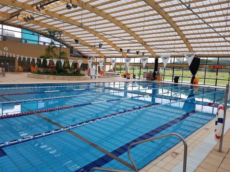 לימוד שחייה בנופית