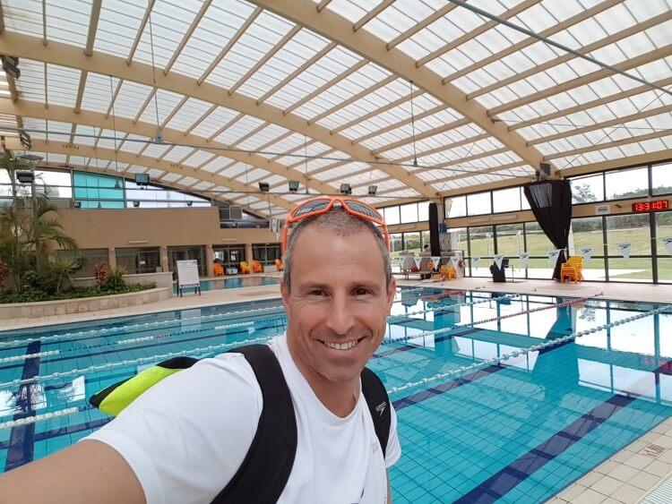 לימוד שחייה בצפון בשיטת WEST