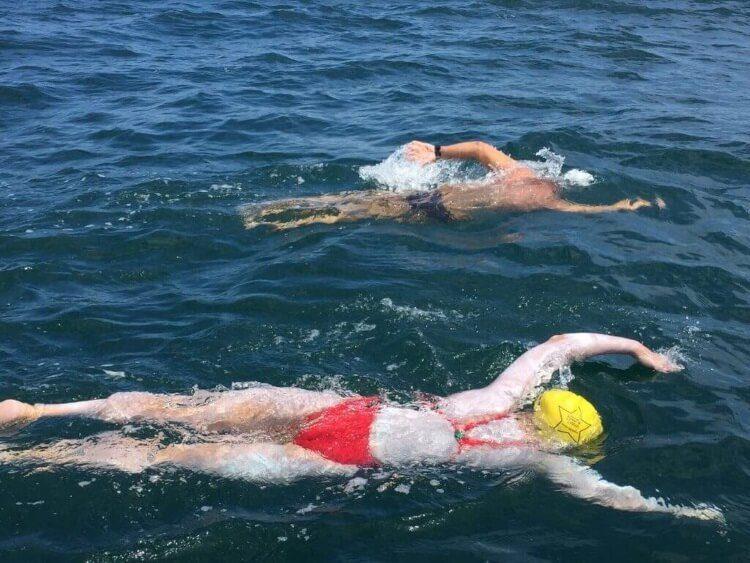 שחייה במים פתוחים - צליחת תעלת הלמאנש