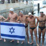הרצאה מרתקת - משחה מים פתוחים מקפריסין לישראל
