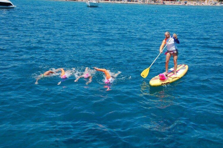 טיפים לשחייה נכונה בים