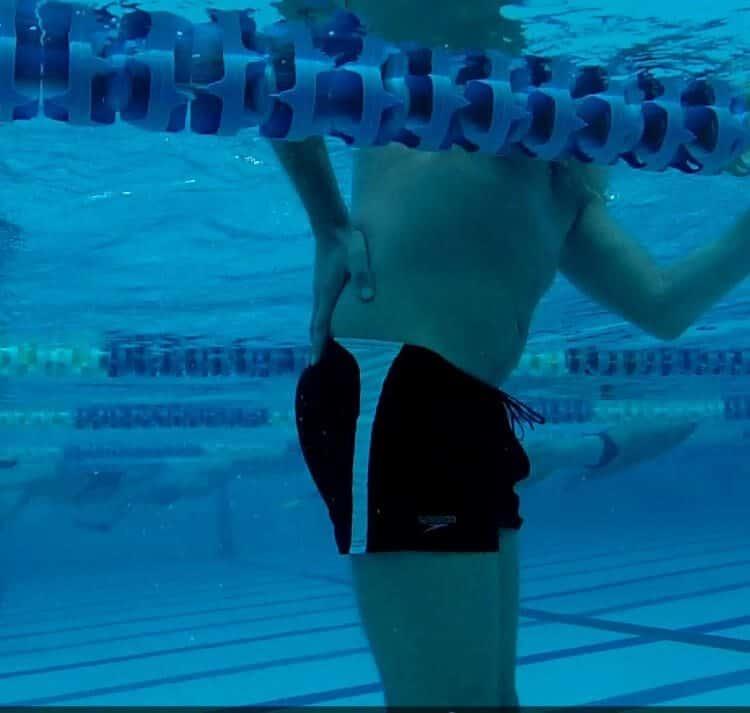 שיקום פציעות באמצעות שחייה
