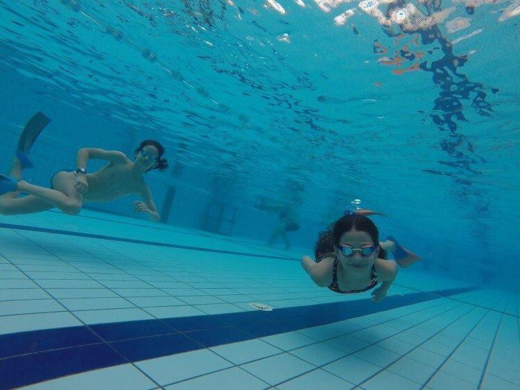 לימוד שחייה כבסיס לכל ענפי הספורט