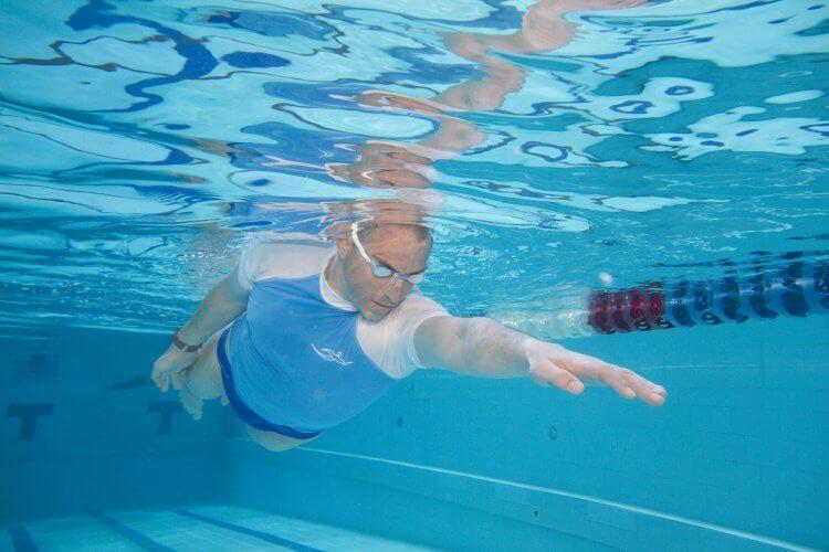 קורס מדריכי שחייה בעולם המים