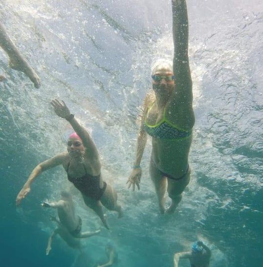 נבחרת שחייני מים פתוחים