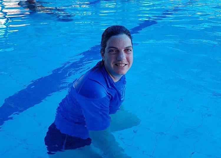 אורלי בלום שטרים - מדריכת שחייה, הידרותרפיסטית ומדריכת שחייה בשיטת ווסט