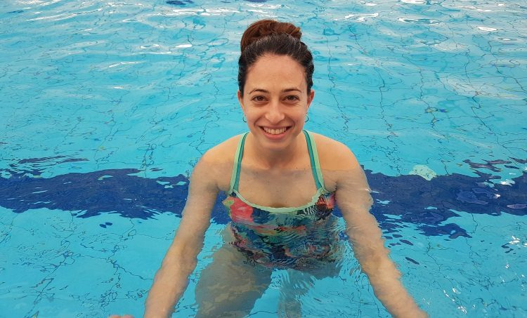 ליהי ברקוביץ - טיפול במים