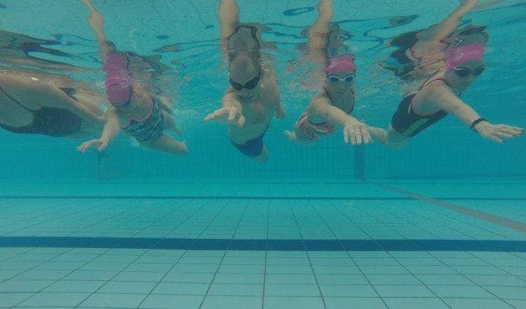 קבוצת שחייה WESTRES