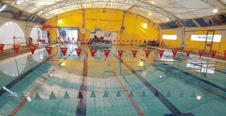 לימוד שחייה בדניה חיפה