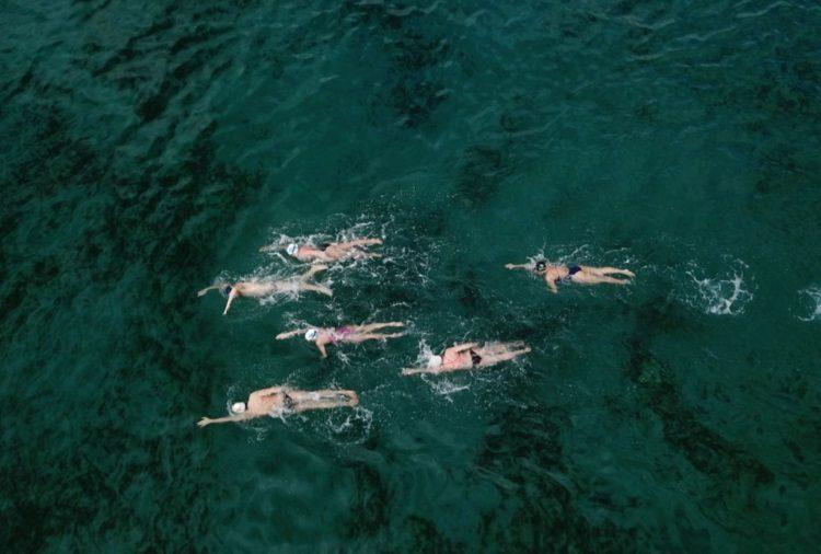 נבחרת ישראל לשחייה במים פתוחים