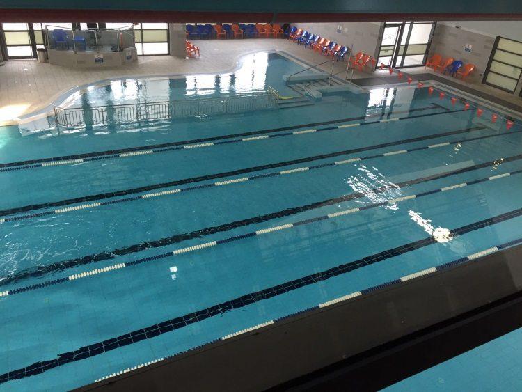 לימוד שחייה בראשון לציון