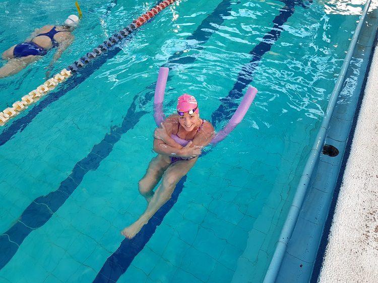 לרוץ בלי להזיע: ריצה במים