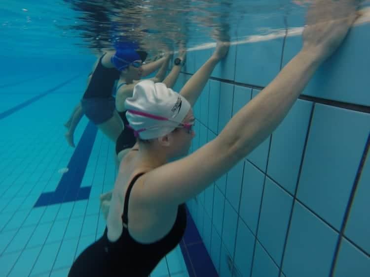 תרגילים לנשימה נכונה בשחייה