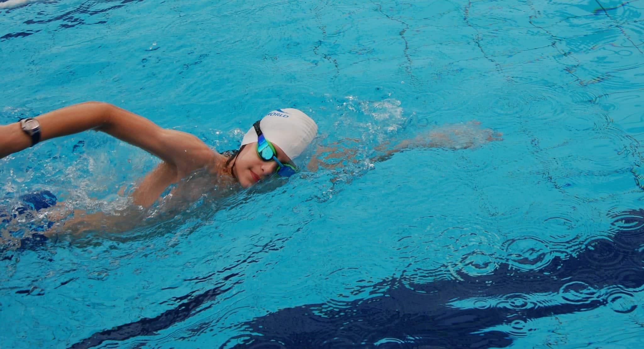 שילוב לימוד 4 סגנונות השחייה לילדים