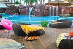 מחנה אימון שחייה מלון ליאונרדו אילת