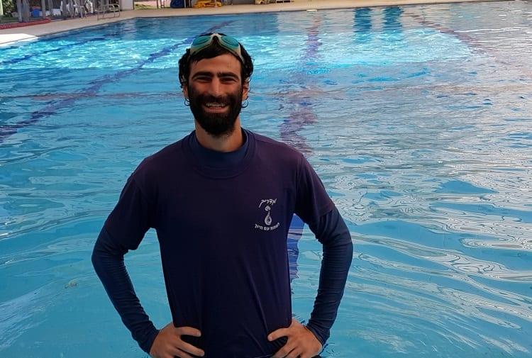 אסף הופר - מדריך שחייה בשיטת WEST