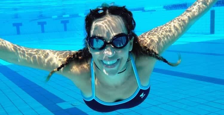 גילי כהן - מאמנת שחייה במים פתוחים