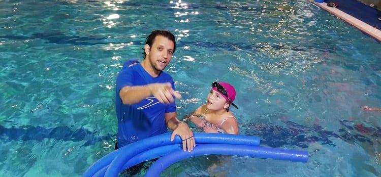 יניב גלנטי - מדריך שחייה