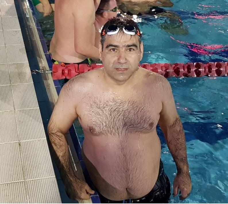 פרויקט ווסט 100 - לרדת במשקל בעזרת שחייה
