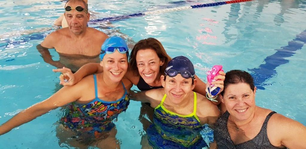 עירית רוטשילד - מאמנת שחייה